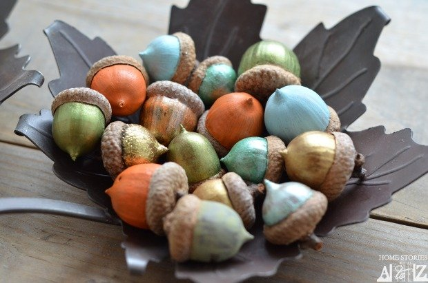 Fall Inspired Crafts and Snacks